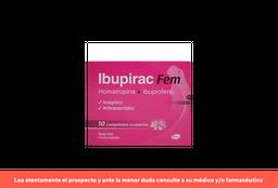 Ibupirac Fem Comprimidos X 10