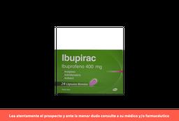 Ibupirac Cápsulas Blandas 400 X 24