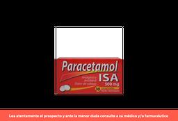Paracetamol Isa X 30 Comprimidos