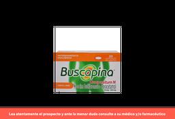 Buscapina Compuesta N X 20 Comprimidos
