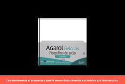 Alenix Agarol Gel Cápsulas Blandas X 20