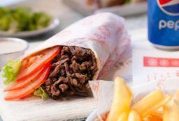 Combo Shawarma & Bebida