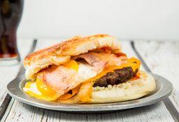 Burger Cheddar