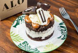 Mini Torta Oreo & Brownie
