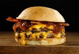 Sweet Onion Burger Doble
