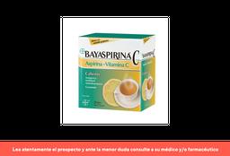 Bayaspirina C Caliente Sobre X 1Un