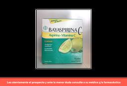 Bayaspirina C Limon240 Mg Vit.C Sobre Sabor Limon X 1Un
