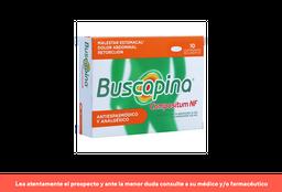 Buscapina Compositum N X 10 Comprimidos Recubiertos