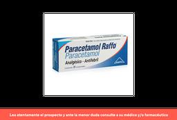 Paracetamol Raffo 500 X 20 Comprimidos