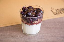 Yogurt Casero con Granola
