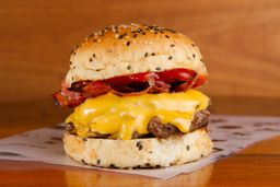 Doble Cheassy Burger
