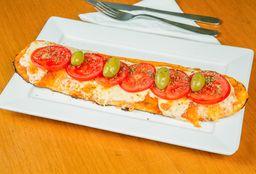 Pizza Napolitana sin Tacc