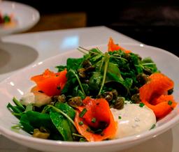 Combo Rappi - Salmon Salad + Bebida