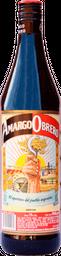 Aperitivo Amargo Obrero Serrano 950 mL
