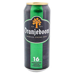 Cerveza Oranjeboom Mega Strong 500 mL