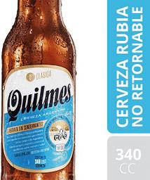 Cerveza Quilmes Clásica 340Ml