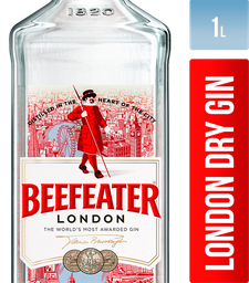 Beefeater Ginebra Gin Dry