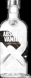 Vodka Absolut Vainilla 750 mL