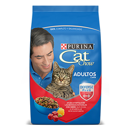 Alimento Para Gatos Purina Cat Chow Carne Adulto 0,5 Kg