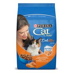 Alimento Para Gatos Purina Cat Chow Deli Mix 0,5 Gr