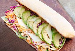 Sándwich Vegetariano + Bebida