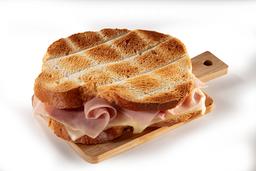 Grandwich Pan De Campo Jamon Y Queso P/Tostar X Un