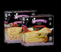 Pizzas Pietro Congeladas x 2