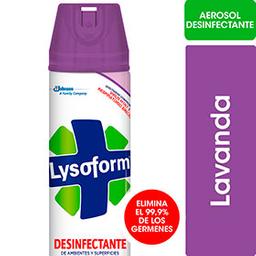 desinfectante De ambientes LYSOFORM