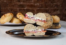 Bagel Smoked Whitefish
