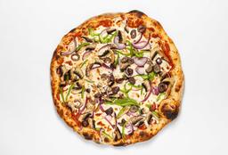Pizza Wild Jungle