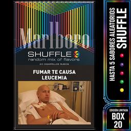 Cigarrillo Marlboro Shuffle Box