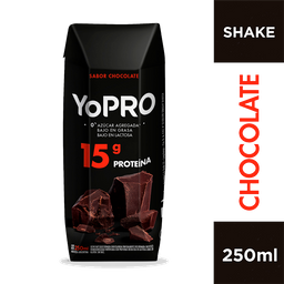 YoPro Shake sabor Chocolate 250 cm3