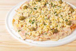 Pizza Especial de Huevo