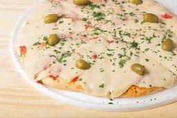 Pizza Doble Mozzarella