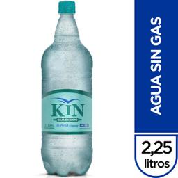 Agua Sin Gas Kin Baja en Sodio 2.25 L