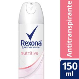 Rexona - Desodorante Aerosol Women Nutritive 90 Gr