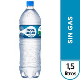 Agua Bonaqua Sin Gas 1.5 L