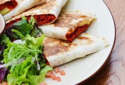 Quesadillas Yucatecas X 3
