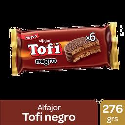 Tofi Alfajor Negro
