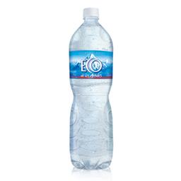 Agua  Eco De Los Andes con Gas x 1.5 L