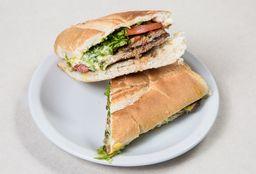 Sándwich de Lomito El Kun