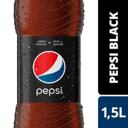 Gaseosa Pepsi Black 1.5L