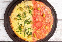 Pizza Napolitana & Provolone