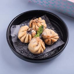 Dumplings de Chocolate X 4