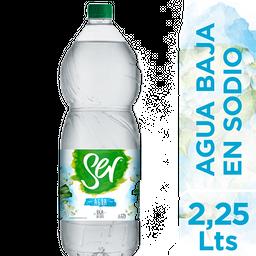 Ser Agua ´ Mineral Sin Gas Bajo En Sodio