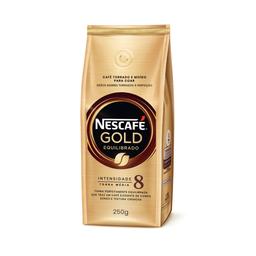 Nescafé Café Tostado Molido Gold Equilibrado