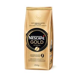 Nescafé Café Tostado Molido Gold Intenso