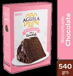 Premezcla Para Bizcochuelo Águila Chocolate 540 g