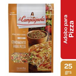 La Campagnola Condimento Para Pizza