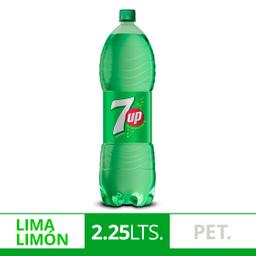 7 Up Gaseosa Lima Limón